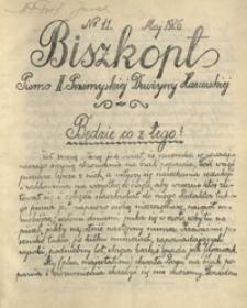 Biszkopt : pismo II przem. druż. harcer. 1926, nr 11 (maj)