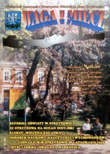 Waga i Miecz : miesięcznik Samorządu i Towarzystwa Miłośników Ziemi Strzyżowskiej. 1999, [R. 9], nr 5 (maj)