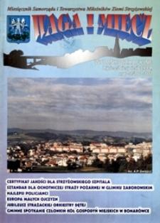 Waga i Miecz : miesięcznik Samorządu i Towarzystwa Miłośników Ziemi Strzyżowskiej. 1999, [R. 9], nr 7-8 (lipiec-sierpień)