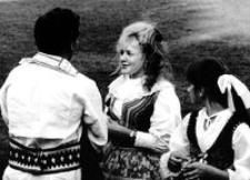 [Dożynki w Leżajsku 1988 XVIII] [Fotografia]