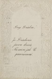 [List Heleny Mikuckiej do Kazimierza Girtlera, 4.03.1880]