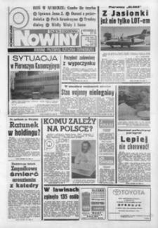 Nowiny : gazeta codzienna. 1992, nr 22-42 (luty)