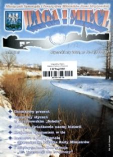 Waga i Miecz : miesięcznik Samorządu i Towarzystwa Miłośników Ziemi Strzyżowskiej. 2002, [R. 12], nr 1-2 (styczeń-luty)