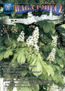 Waga i Miecz : miesięcznik Samorządu i Towarzystwa Miłośników Ziemi Strzyżowskiej. 2004, [R. 14], nr 5 (maj)