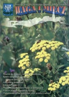 Waga i Miecz : miesięcznik Samorządu i Towarzystwa Miłośników Ziemi Strzyżowskiej. 2004, [R. 14], nr 8 (sierpień)