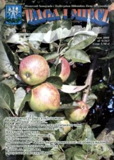 Waga i Miecz : miesięcznik Samorządu i Towarzystwa Miłośników Ziemi Strzyżowskiej. 2004, [R. 14], nr 9 (wrzesień)