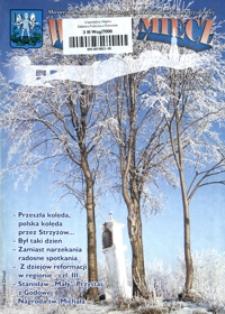 Waga i Miecz : miesięcznik Samorządu i Towarzystwa Miłośników Ziemi Strzyżowskiej. 2006, [R. 16], nr 1-2 (styczeń-luty)