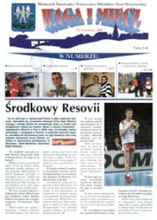 Waga i Miecz : miesięcznik Samorządu i Towarzystwa Miłośników Ziemi Strzyżowskiej. 2007, [R. 17], nr 3 (marzec)