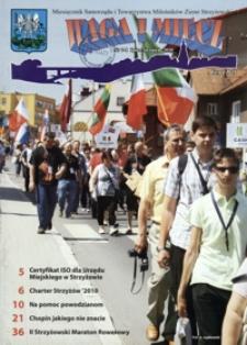 Waga i Miecz : miesięcznik Samorządu i Towarzystwa Miłośników Ziemi Strzyżowskiej. 2010, [R. 20], nr 7-8 (lipiec-sierpień)