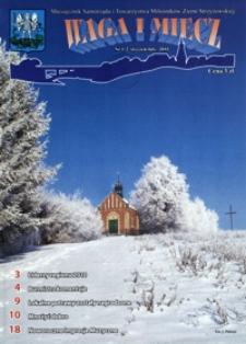 Waga i Miecz : miesięcznik Samorządu i Towarzystwa Miłośników Ziemi Strzyżowskiej. 2011, [R. 21], nr 1-2 (styczeń-luty)