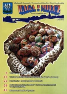 Waga i Miecz : miesięcznik Samorządu i Towarzystwa Miłośników Ziemi Strzyżowskiej. 2011, [R. 21], nr 4-5 (kwiecień-maj)