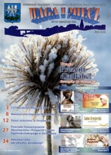 Waga i Miecz : miesięcznik Samorządu i Towarzystwa Miłośników Ziemi Strzyżowskiej. 2012, [R. 22], nr 1-2 (styczeń-luty)
