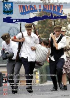 Waga i Miecz : miesięcznik Samorządu i Towarzystwa Miłośników Ziemi Strzyżowskiej. 2012, [R. 22], nr 7-8 (lipiec-sierpień)