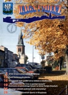 Waga i Miecz : miesięcznik Samorządu i Towarzystwa Miłośników Ziemi Strzyżowskiej. 2012, [R. 22], nr 11 (listopad)