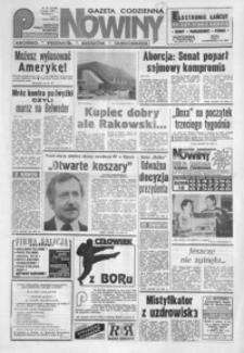 Nowiny : gazeta codzienna. 1993, nr 21-40 (luty)