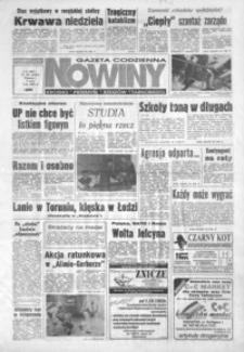 Nowiny : gazeta codzienna. 1993, nr 192-212 (październik)