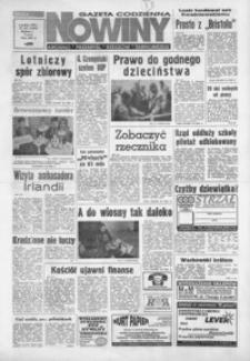 Nowiny : gazeta codzienna. 1993/1994, nr 233-254 (grudzień / styczeń)