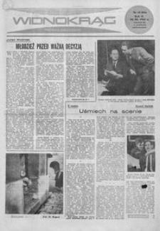 Widnokrąg : tygodnik kulturalny. 1962, nr 12 (25 marca)