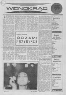 Widnokrąg : tygodnik kulturalny. 1962, nr 40 (7 października)