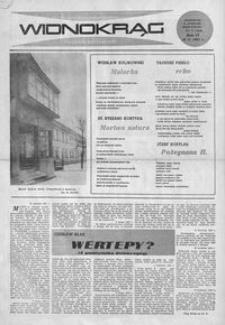Widnokrąg : tygodnik kulturalny. 1964, nr 7 (16 lutego)