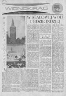 Widnokrąg : tygodnik kulturalny. 1964, nr 27 (5 lipca)