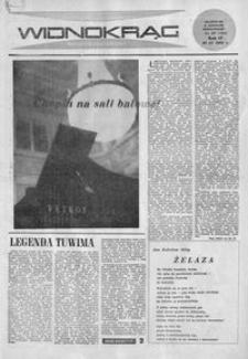 Widnokrąg : tygodnik kulturalny. 1964, nr 38 (20 września)