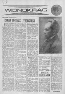 Widnokrąg : tygodnik kulturalny. 1964, nr 42 (18 października)