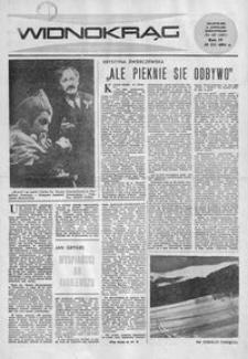Widnokrąg : tygodnik kulturalny. 1964, nr 50 (13 grudnia)
