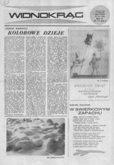 Widnokrąg : tygodnik kulturalny. 1964, nr 52 (27 grudnia)