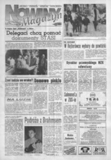 Nowiny : gazeta codzienna. 1994, nr 190-211 (październik)