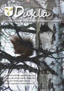 Dukla.pl : dukielski przegląd samorządowy. 2011, R. 20, nr 3 (marzec)