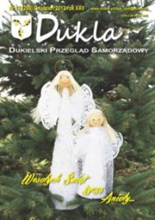 Dukla.pl : dukielski przegląd samorządowy. 2012, R. 22, nr 12 (grudzień)