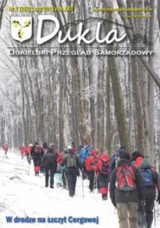 Dukla.pl : dukielski przegląd samorządowy. 2013, R. 22, nr 2 (luty)