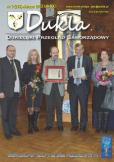 Dukla.pl : dukielski przegląd samorządowy. 2013, R. 22, nr 3 (marzec)