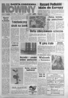 Nowiny : gazeta codzienna. 1996, nr 65-85 (kwiecień)