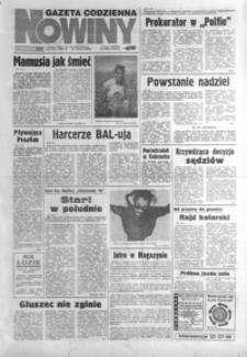 Nowiny : gazeta codzienna. 1996, nr 149-169 (sierpień)