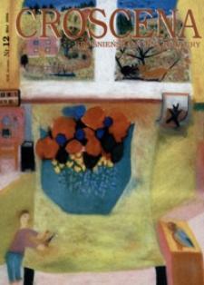 Croscena : krośnieńska scena kultury. 2004, nr 12 (maj)