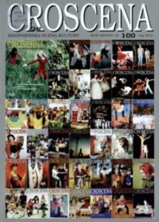 Croscena : krośnieńska scena kultury. 2012, nr 100 (maj)