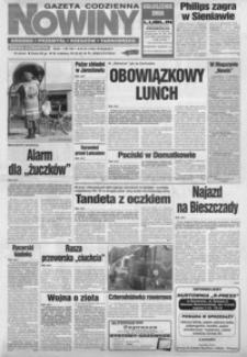 Nowiny : gazeta codzienna. 1997, nr 84-104 (maj)
