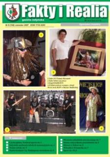 Fakty i Realia : gazeta żołyńska. 2007, nr 6 (czerwiec)