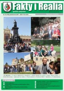 Fakty i Realia : gazeta żołyńska. 2007, nr 10 (październik)
