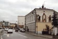 "Ul. Sokoła. Mural wg J. Szajny ""Deballage"" [Fotografia]"