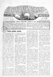 Tygodnik Polski : jedyne czasopismo polskie w Azji. 1924, R. 3, nr 96-99 (luty)