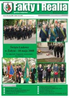 Fakty i Realia : gazeta żołyńska. 2008, nr 5 (maj)