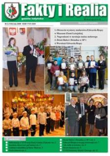 Fakty i Realia : gazeta żołyńska. 2009, nr 2 (luty)