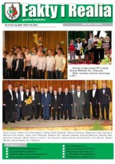 Fakty i Realia : gazeta żołyńska. 2009, nr 5 (maj)