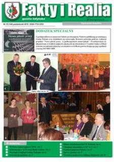 Fakty i Realia : gazeta żołyńska. 2010, nr 10 (październik)