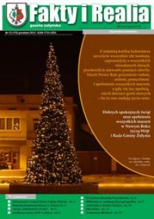 Fakty i Realia : gazeta żołyńska. 2012, nr 12 (grudzień)