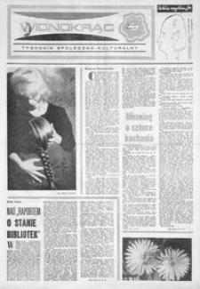 Widnokrąg : tygodnik społeczno-kulturalny. 1974, nr 21 (25 maja)
