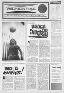 Widnokrąg : tygodnik społeczno-kulturalny. 1974, nr 26 (29 czerwca)